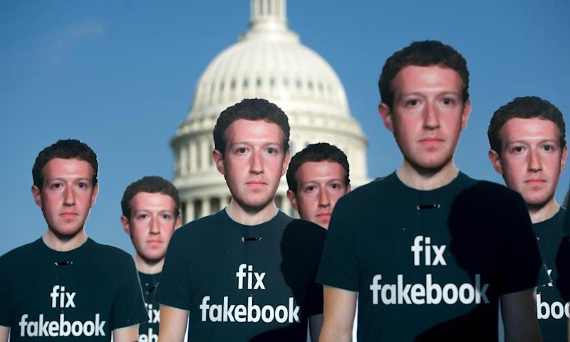 'Time and time again Facebook has made it abundantly clear that it is a morally bankrupt company that is never going to change unless it is forced to.'