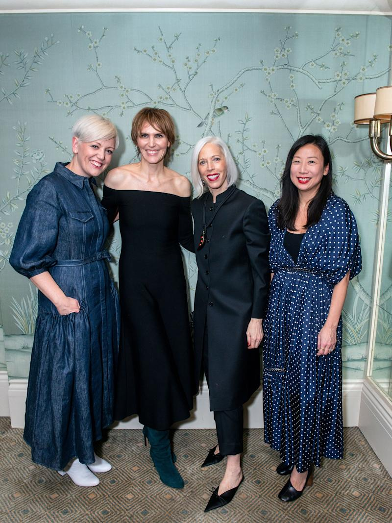 85217369f827 Gabriela Hearst Scatters Her Collection at Bergdorf Goodman and Celebrates  With a Cocktail Party