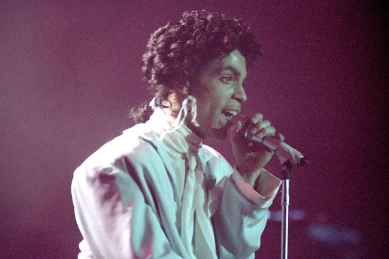 Listen to Prince's previously unreleased demo for 'I Feel for You'