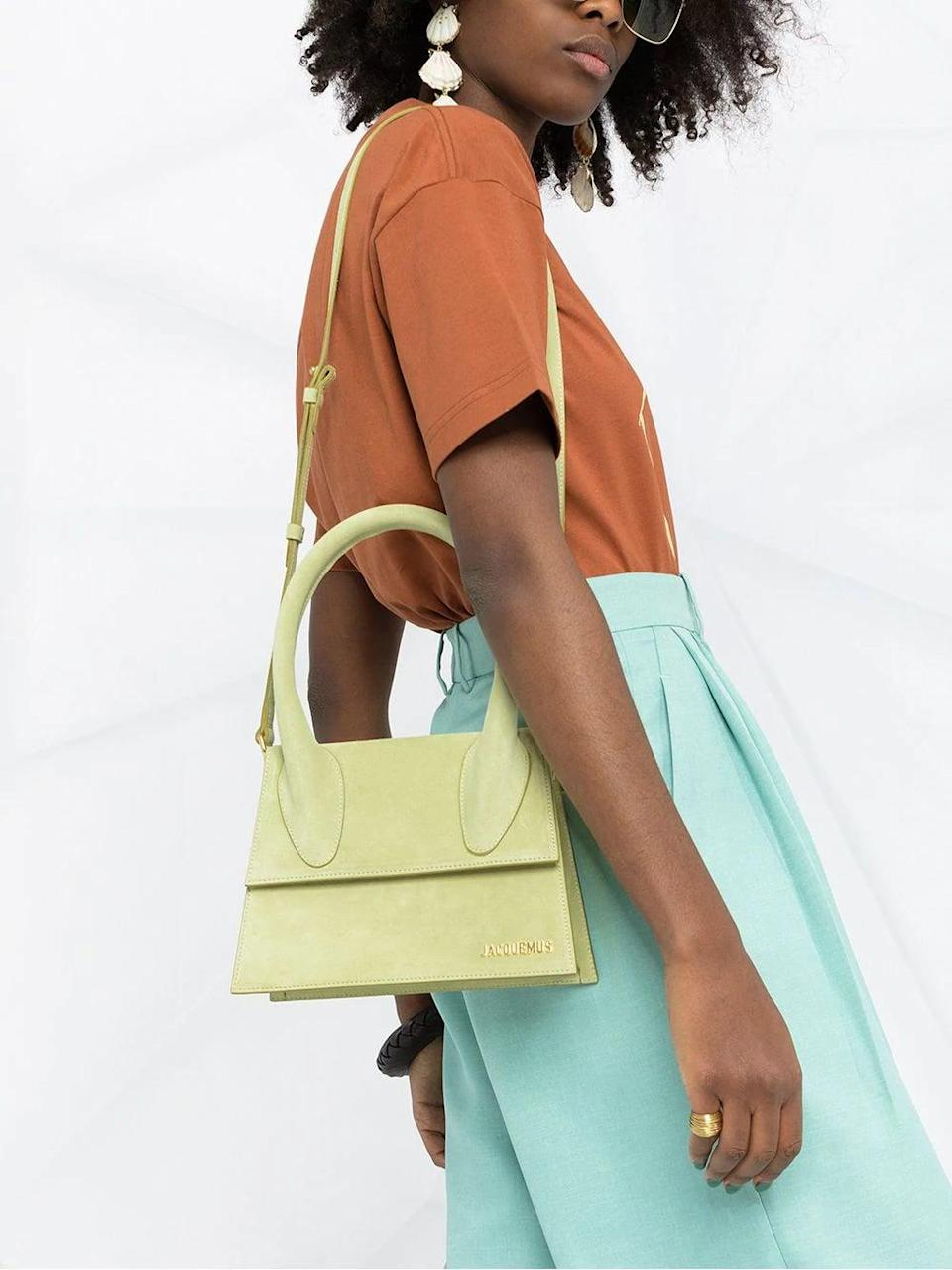 <p>This summer, everyone will be lusting after this <span>Jacquemus Le Grand Chiquito Tote Bag</span> ($993), so snap it up before it inevitably sells out.</p>