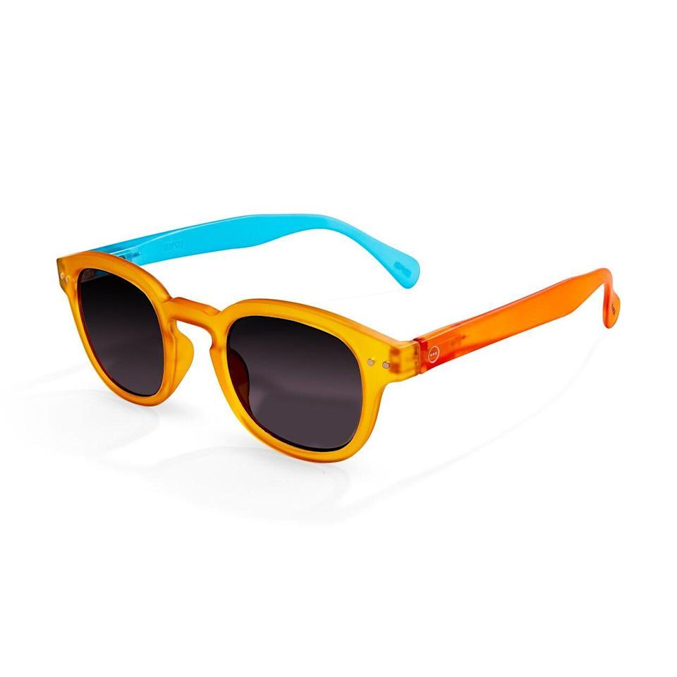 """<p><strong>IZIPIZI for MoMA</strong></p><p>moma.org</p><p><strong>$45.00</strong></p><p><a href=""""https://store.moma.org/accessories/eyewear/izipizi-for-moma-sunglasses/8561.html"""" rel=""""nofollow noopener"""" target=""""_blank"""" data-ylk=""""slk:Shop Now"""" class=""""link rapid-noclick-resp"""">Shop Now</a></p><p>These babies will level-up his whole entire 'fit. </p>"""