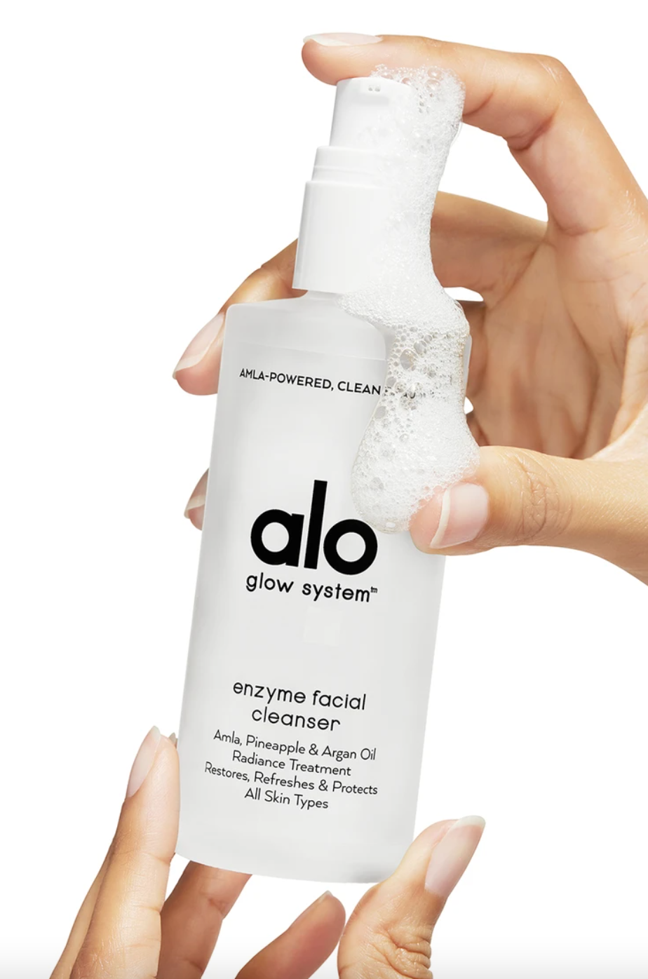 Enzyme Facial Cleanser (Photo via Alo Yoga)
