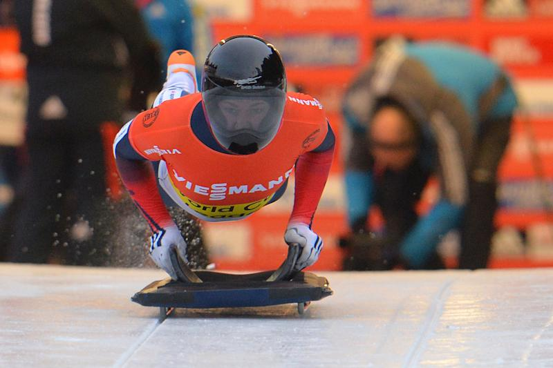 Pikus-Pace of US earns WCup skeleton silver
