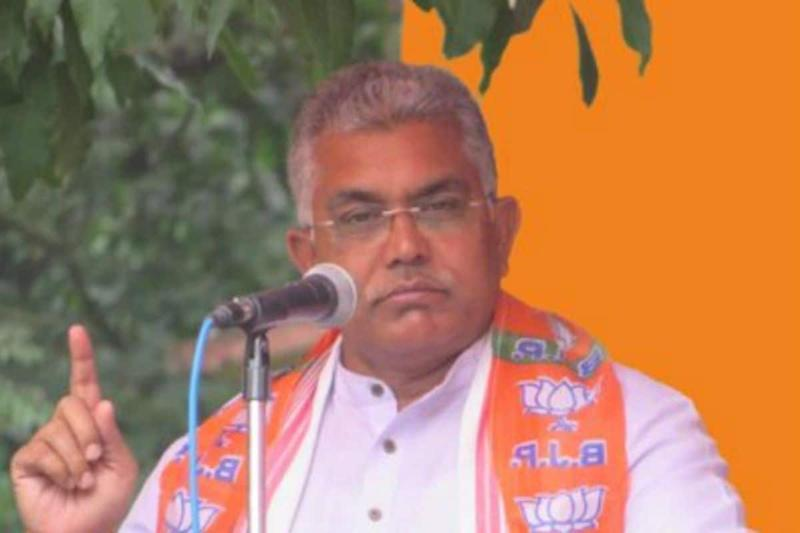 Bengal BJP Chief Dilip Ghosh Discharged from Hospital after Treatment for Covid-19