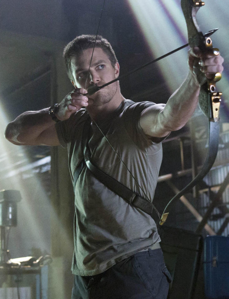 """<p><b>""""Arrow""""<br><br></b> </p><p><b>What:</b> For its first post-""""Smallville"""" superhero series, The CW has chosen to make a show about Green Arrow? Actually, judging from the solid pilot -- which will be screened here -- it's not as crazy an idea as it sounds.<br> <b><br>When:</b> Friday, 3pm; Ballroom 20<br> <b><br>Appropriate Wait Time:</b> 45 minutes. We think that even the most skeptical Green Arrow fanatics might be swayed when they get a glimpse at the premiere.</p>"""