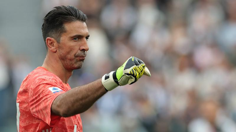 Buffon makes history with 648th Serie A appearance as Juventus goalkeeper passes AC Milan icon Maldini