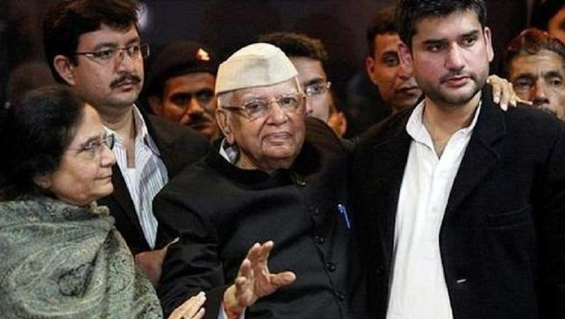 Rohit Shekhar Tiwari Was Smothered By Wife Apoorva, Says Delhi Police