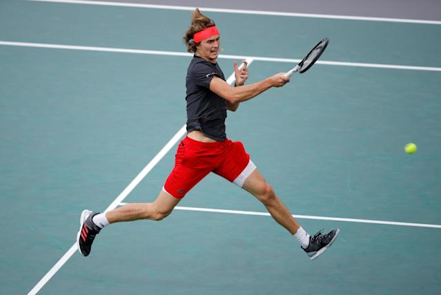<p>Born 20 April 1997 (age 21) in Hamburg, Germany<br>198cm (6ft 6in)<br>2018 record: 54-18 (75%)<br>Career high: No.3<br>Nine career titles<br>Youngest player in ATP top 10<br>Former Junior No.1<br>Parents were former tennis players. Brother Mischa, 31, is also a tennis player<br>No Twitter<br>Instagram: 602k<br>Fun fact: His dog, Lovik, gets his own tournament pass as a player's guest<br>(Photo source: Reuters) </p>