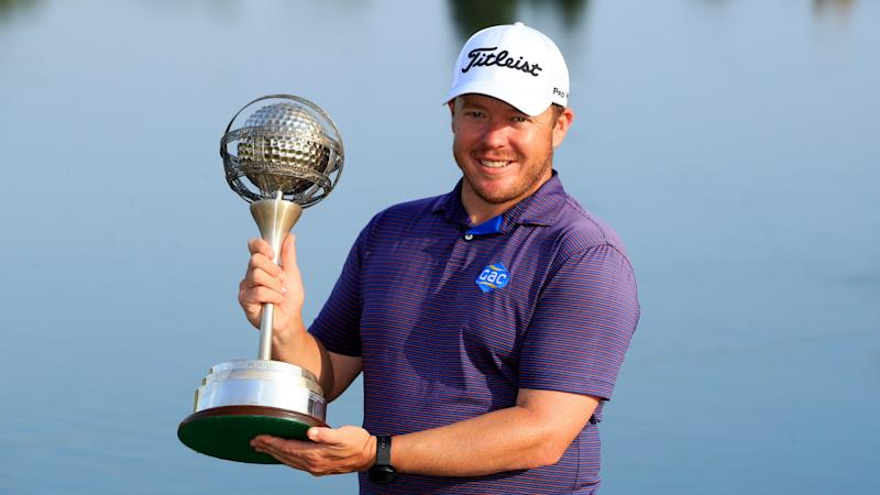 'Ecstatic' George Coetzee wins Portugal Masters
