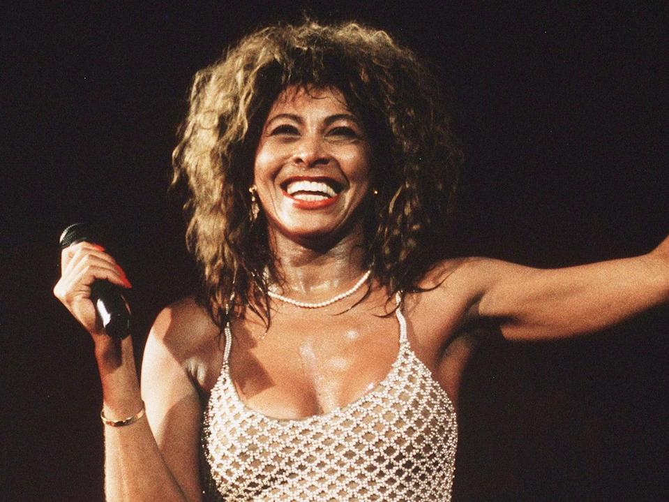 <p>How TINA captures an icon who refused to falter</p> (Getty)
