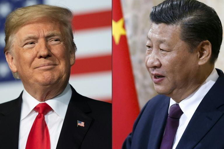 Trump rules out renegotiating trade deal with China