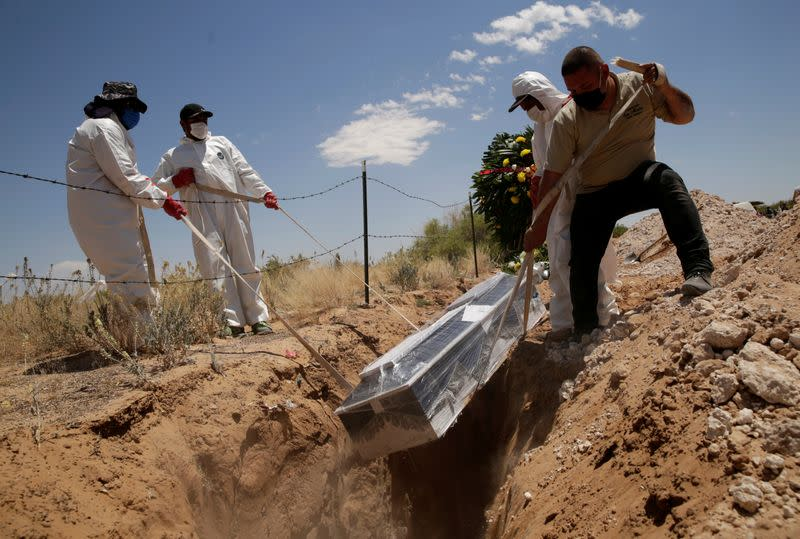 Mexico says it has avoided coronavirus 'deluge' even as cases mount