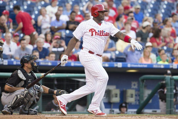 Ryan Howard got $125 million from the Phillies for less than nothing. (AP)