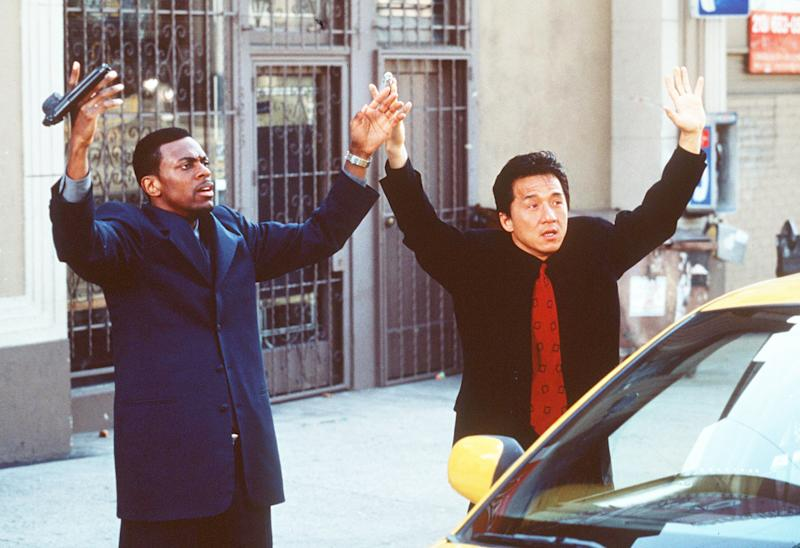 Jackie Chan Confirms Rush Hour 4 If Chris Tucker Agrees