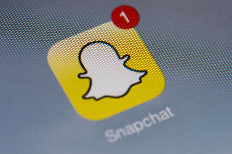 A woman was able to receive lifesaving medicine because of a Snapchat timestamp. (Photo: Lionel Bonaventure/AFP/Getty Images)