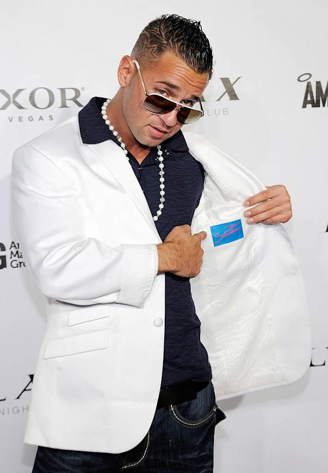 """Jersey Shore"" star Mike ""The Situation"" Sorrentino was recently kicked out of an Apple Store for cutting a line to buy the new iPhone 4S, reports Gizmodo. According to the site, ""The Situation"" was ""up to no good,"" and so the store ""threw him out."" For details about his outrageous antics, and why ""The Situation"" feels he was in the right, see what his pal exclusively reveals to <a href=""http://www.gossipcop.com/the-situation-apple-store-kicked-out-cutting-iphone-line-mike-sorrentino-jersey-shore/"">Gossip Cop. </a>"