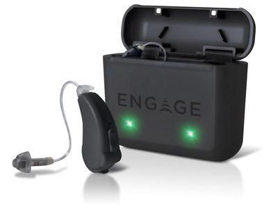 The Engage Enlite has a one of a kind rechargeable battery allowing over 20 hours of functionality.