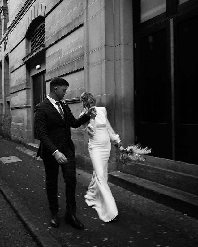 """<p><strong>Photography style: Artistic</strong></p><p><strong>Based: Cheshire/Manchester</strong></p><p>A Damian Brandon photograph is instantly recognisable for its atmospheric and intimate style. Many of his portraits are shot from the street, and capture the special moments between husband and wife when it's just them. He uses black and white themes to keep the focus on his subjects, so he's the perfect photographer if you're looking for something sleek and stylish to remember. </p><p><a href=""""https://www.instagram.com/p/B9Rp2ZkBhk5/"""">See the original post on Instagram</a></p>"""