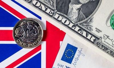 Pound surges to highest level since EU referendum