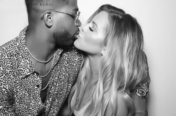 Tristan and Khloe have been in a relationship since 2016. Source: Instagram / khloekardashian