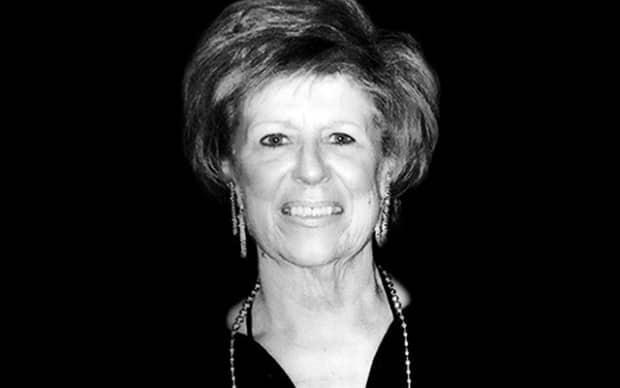 Rosalie Trombley, shown in a photo released by the Juno Awards, is well known for her career at CKLW. (junoawards.ca - image credit)