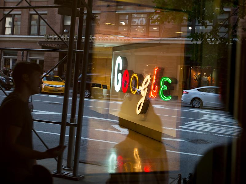 Google to Require Contractors Get Health Care, Parental Leave
