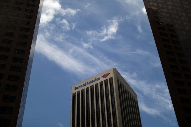 Low rates bruise Bank of America profits into 2020
