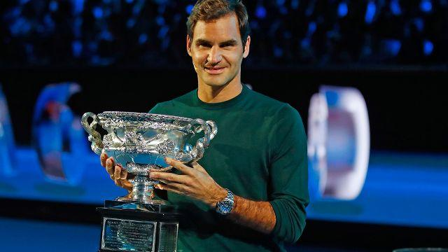 Can Federer defend his title? Image: Getty