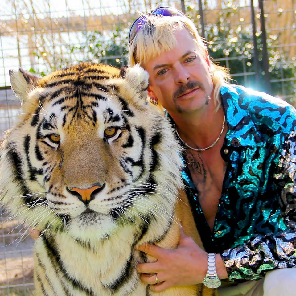 Joe Exotic of Tiger King fame. Photo: Netflix.