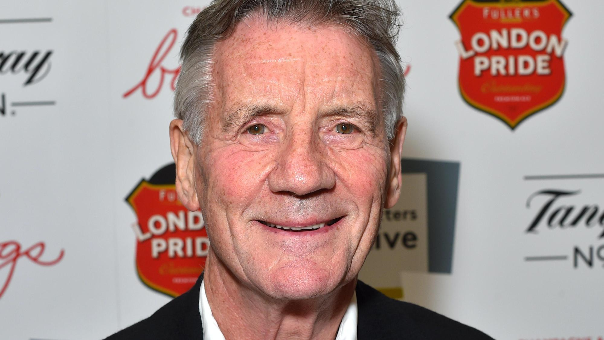 Sir Michael Palin opens up about falling ill while climbing in the Himalayas