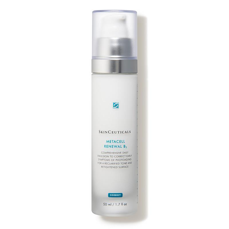 """<p><strong>SkinCeuticals</strong></p><p>dermstore.com</p><p><strong>$112.00</strong></p><p><a href=""""https://go.redirectingat.com?id=74968X1596630&url=https%3A%2F%2Fwww.dermstore.com%2Fproduct_Metacell%2BRenewal%2BB3_62798.htm%3FAID%3D13463631%26PID%3D100045652%26URL%3Dhttps%253A%252F%252Fwww.dermstore.com%252Fproduct_Metacell%252BRenewal%252BB3_62798.htm&sref=https%3A%2F%2Fwww.goodhousekeeping.com%2Fbeauty%2Fanti-aging%2Fg32402904%2Fbest-skinceuticals-products-reviews%2F"""" rel=""""nofollow noopener"""" target=""""_blank"""" data-ylk=""""slk:Shop Now"""" class=""""link rapid-noclick-resp"""">Shop Now</a></p><p>This superstar <a href=""""https://www.goodhousekeeping.com/beauty-products/g4083/best-anti-aging-serums/"""" rel=""""nofollow noopener"""" target=""""_blank"""" data-ylk=""""slk:serum"""" class=""""link rapid-noclick-resp"""">serum</a>, which contains high levels of vitamin B3 to stimulate cell turnover, was a winner of the GH Beauty Lab's anti-aging serums test for visible wrinkle softening, <a href=""""https://www.goodhousekeeping.com/beauty/anti-aging/a36993/dull-skin-causes/"""" rel=""""nofollow noopener"""" target=""""_blank"""" data-ylk=""""slk:brightening"""" class=""""link rapid-noclick-resp"""">brightening</a> and firming. """"I could see plumpness in my skin the next day — I was shocked,"""" a tester said. """"<strong>Almost immediate results on my fine lines,</strong>"""" another remarked. The lightweight liquid was the best of the serums tested by the GH Beauty Lab at reducing wrinkles by 5% after four weeks of use.</p>"""
