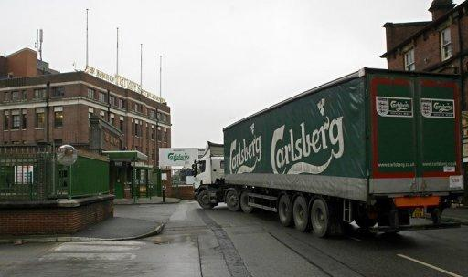 Carlsberg posts profit rise, looks to Asia for growth