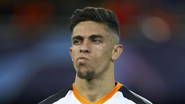Gabriel Paulista could soon become eligible for Spain selection and Luis Enrique is keeping an eye on the Valencia centre-back.
