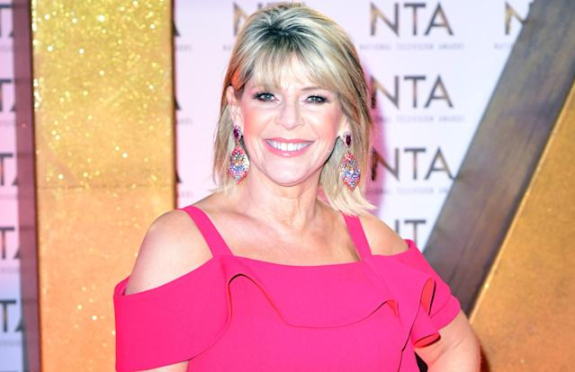 Ruth Langsford has confessed she wanted to leave the public eye. (Getty Images)