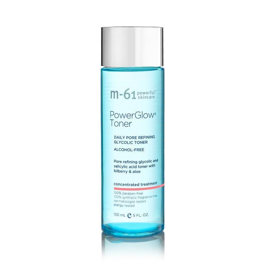 <p>The <span>M-61 PowerGlow Toner</span> ($28) allows you to swipe your way to clearer, glowing skin with aloe, glycolic acid, and salicylic acid in the formula.</p>