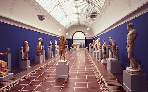 Ny Carlsberg Glyptotek - Credit: ATLANTIDE PHOTOTRAVEL