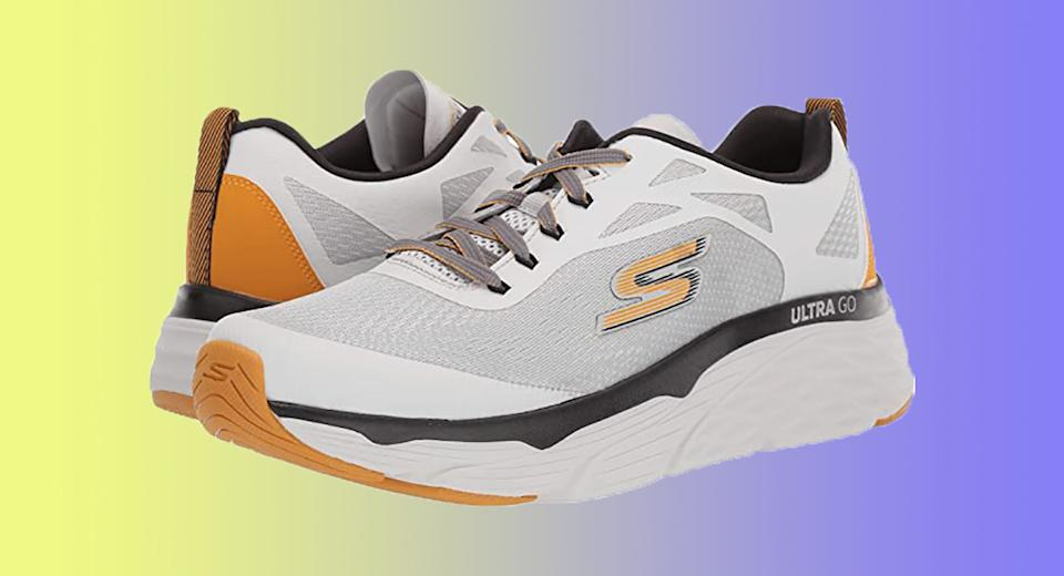Skechers for him. (Photo: Zappos)
