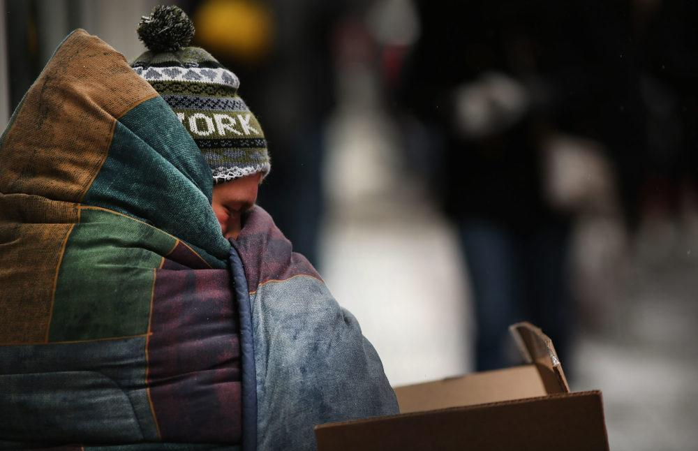 Here's how you can help homeless people during the ...