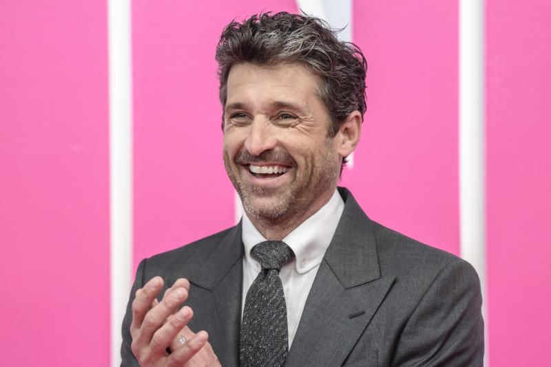 Patrick Dempsey Wants You To Do This One Thing For Your Health