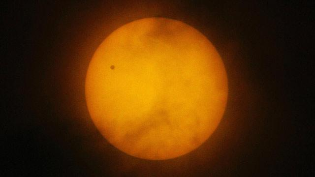 Transit of Venus: Planet Crosses Face of Sun Tuesday
