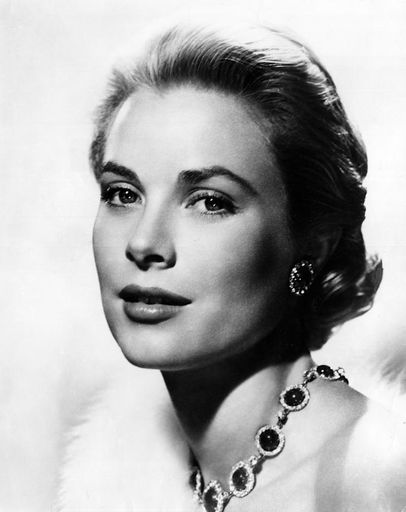 Portrait of the American actress Grace Kelly, Princess of Monaco. 1960s (Photo by Mondadori via Getty Images)