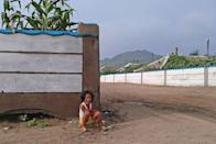<p>There are 5.3 million children under the age of 14 in North Korea, and most of those who live in the countryside are forced to work on farms from a young age. (Getty) </p>