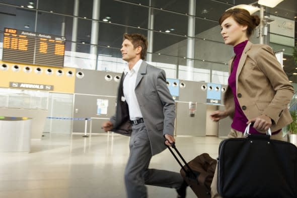 Mathematician Jordan Ellenberg has calculated the best time to arrive at the airport for a flight
