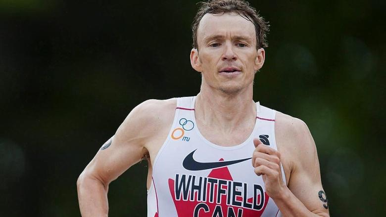 Young athletes honour Canadian triathlon icon Simon Whitfield's legacy in Bolton, Ont.