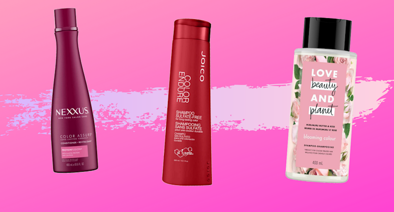 The best products for colour treated hair