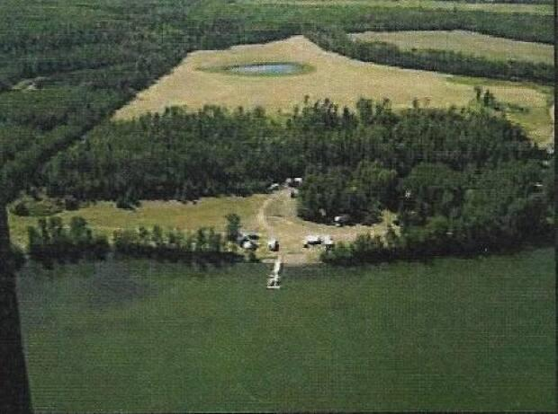 The Tachick Lake Resort near Vanderhoof, B.C. The Agricultural Land Commission has approved a proposal from Carrier Sekani Family Services for a large addictions treatment facility on agricultural land in the area.  (Submitted by Carrier Sekani Family Services - image credit)