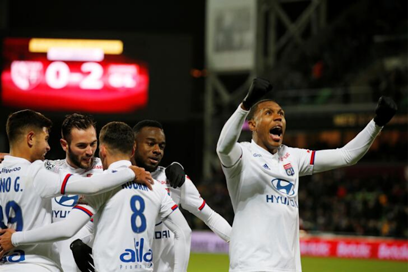 Ligue 1: Lyon Clinch Key Win against Metz ahead of Juventus Test in Champions League