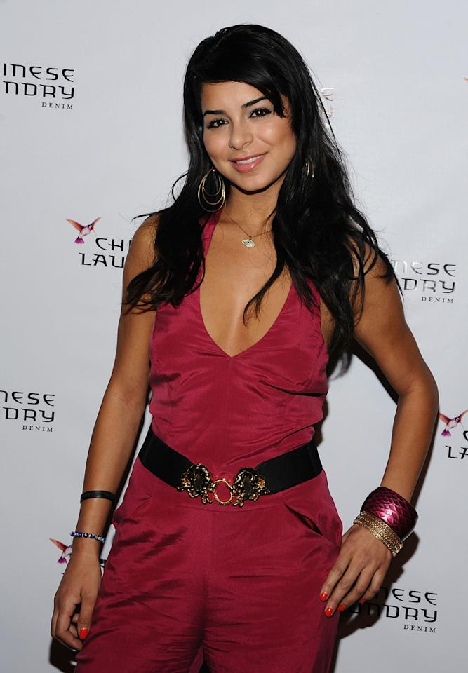 "<b>Rima Fakih</b><br><br>Crowned Miss USA 2010, Fakih is now battling it out to become a pro wrestler on ""WWE Tough Enough."""