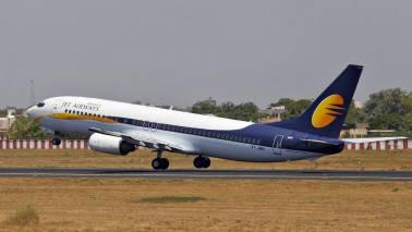 The new single-aisle fuel efficient aircraft was delivered to the airline in the presence of chairman Naresh Goyal and other senior executives at the Boeing's Washington- based Renton facility last evening.
