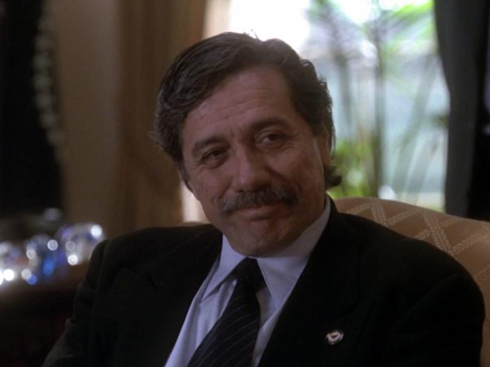 edward james olmos the west wing